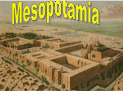 MESOPOTANIA AÑO 2000