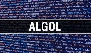 ALGOL 58 (ALGOrithmic Language)