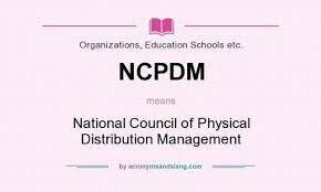 Nace el consejo nacional de administración de la distribución física.