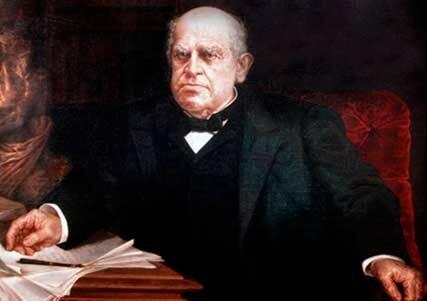 Repatriación de los restos de Domingo F. Sarmiento