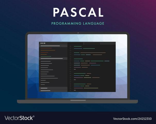 Creación del lenguaje PASCAL