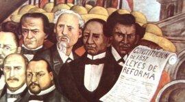 guerras de reforma timeline