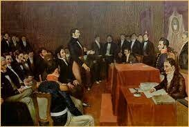 Creación de la Asamblea del Año XIII.