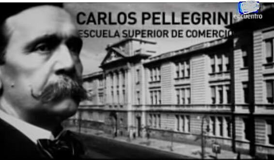 Presidencia Carlos Pellegrini