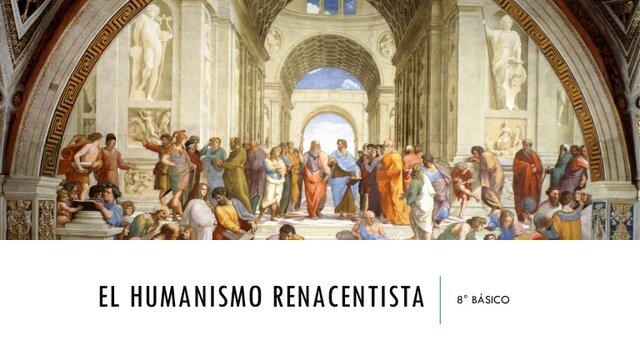Humanismo renacentista-Surgimiento