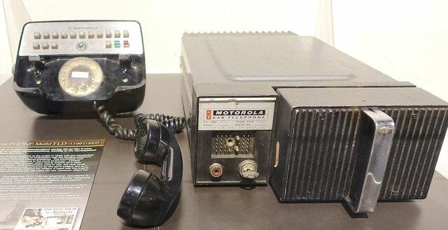 Motorola lanza un teléfono para ser utilizado en coches