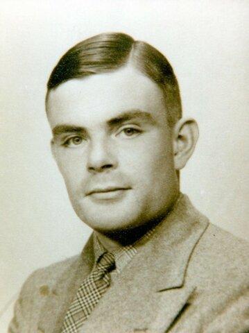 Alan Turing. Máquina de Turing