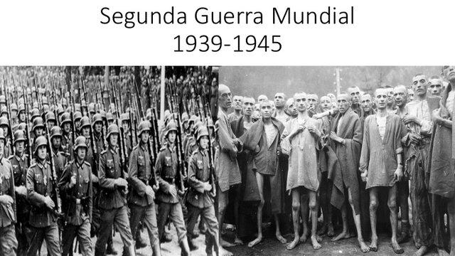 (1939-1945) segunda guerra mundial