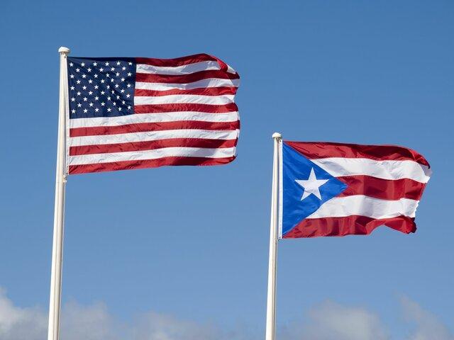 U.S gets Puerto Rico
