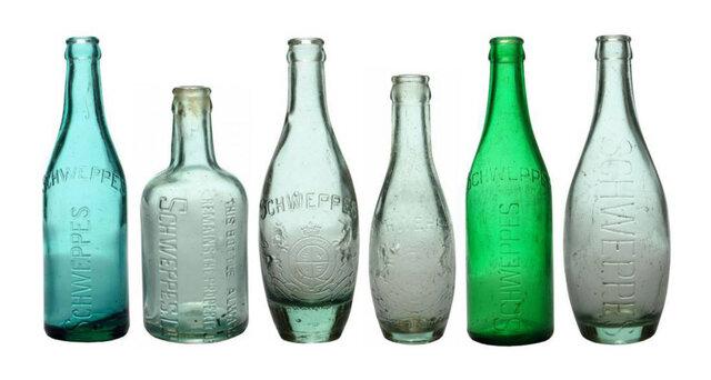 Vidrio: Botellas y Tarros