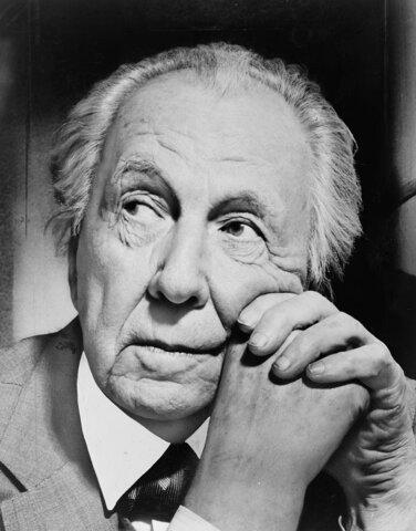 Nacimiento de Frank Lloyd Wright