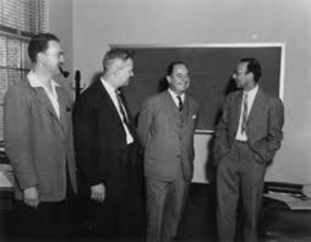 Church, Kleene, Turing y Post