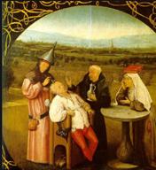 La enfermedad y la superstición