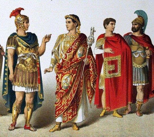 Ancient Rome (753 BC-476 AD)