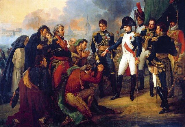1808 Francia invade España