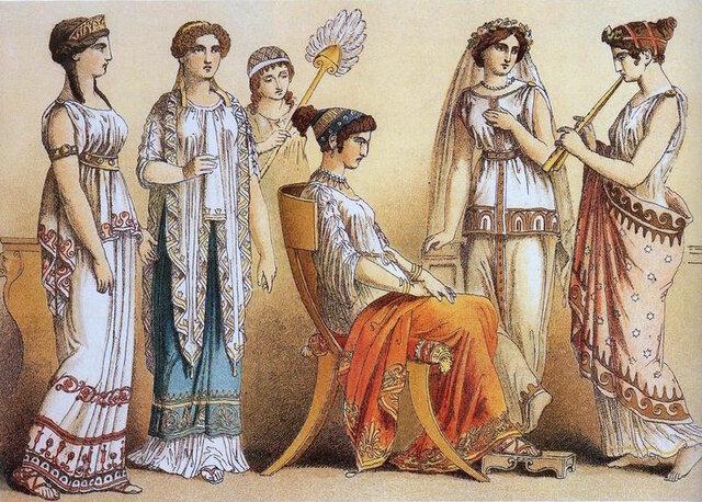 Ancient Greece ( 1200 a. C.)