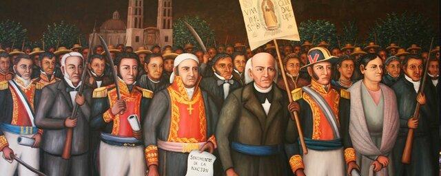 1815 Inicio del movimiento de independencia