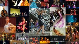 Historia de la danza universal. timeline