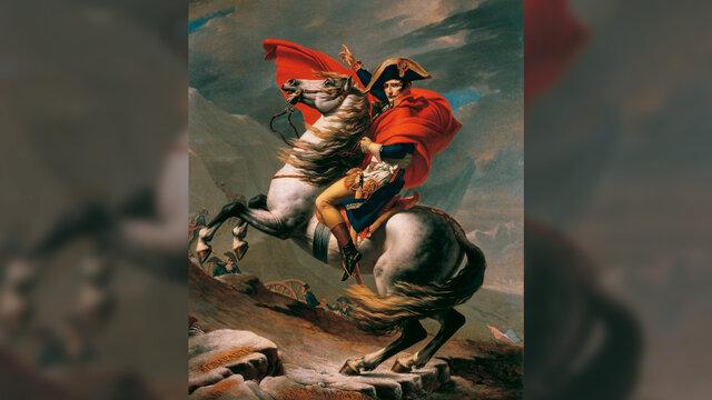 Invasión de Napoleón a Italia.