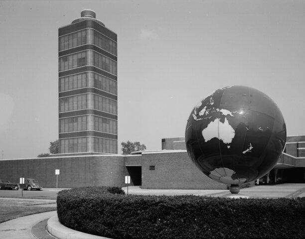 Edificio Johnson Wax