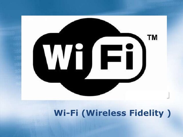 Conexión de Red Inalámbrica o WI-FI