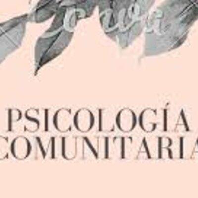 Psicología Comunitaria en Latinoamérica timeline