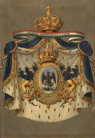 1863-1867 Segundo Imperio Mexicano