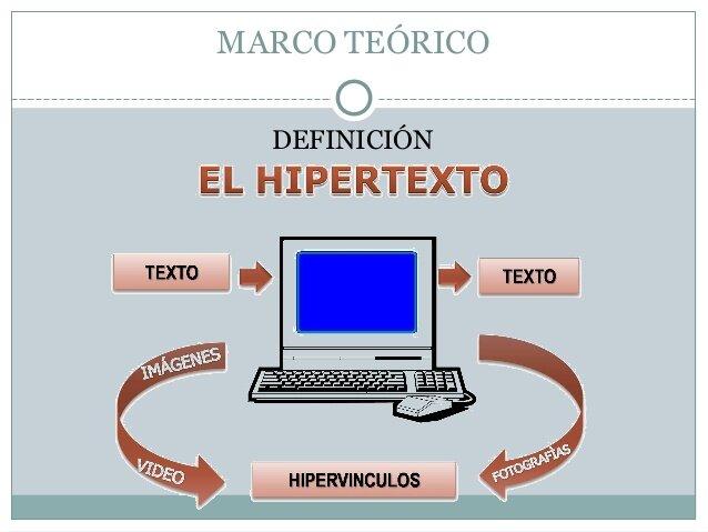 Hipertexto (hipervínculos)
