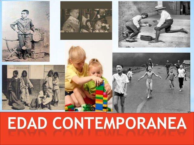 EDAD CONTEMPORANEA SIGLO XIX