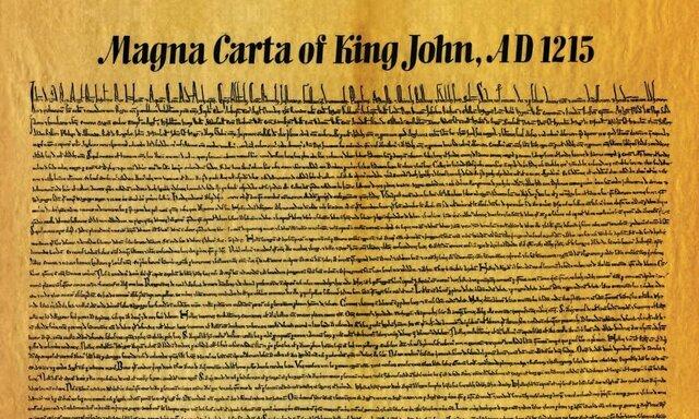 Firma de la Carta Mafna