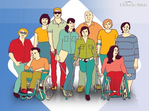 Población con discapacidad