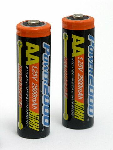 Batería de Níquel cadmio