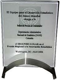 Premio Regional a la Innovación Estadística