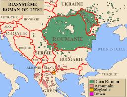 Atlas del daco- rumano