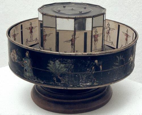 The Praxinoscope