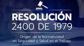 1979 COLOMBIA RESOLUCION 2400