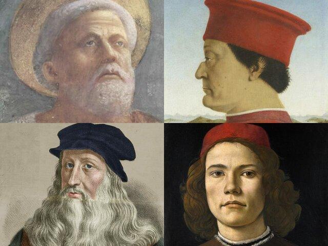 Personajes representativos del humanismo renacentista