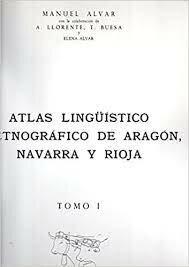 Atlas lingüístico y etnográfico de Aragón, Navarra y Rioja