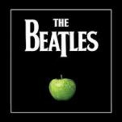 Discografía de The Beatles timeline