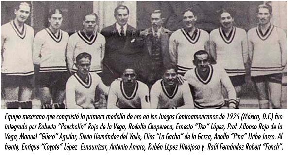 Primer triunfo del baloncesto en México