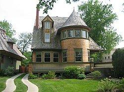 Casa de Walter Gale