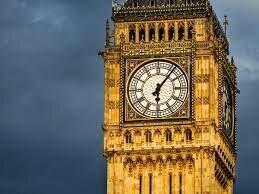 Creation of Big Ben in London