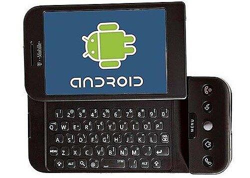 Aparece El Primer Dispositivo Android .
