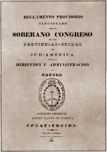 Reglamento de 1817