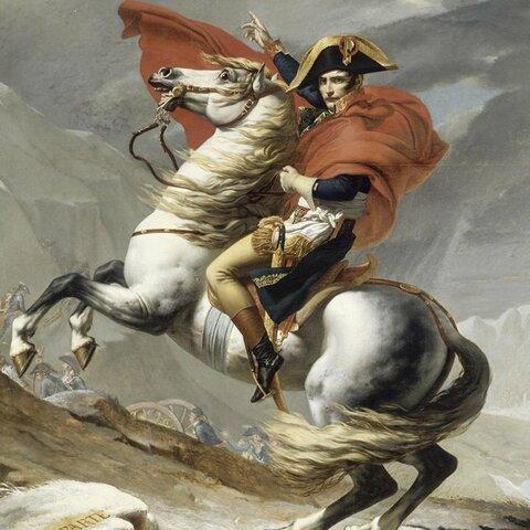 Invacion de napoleon a italia