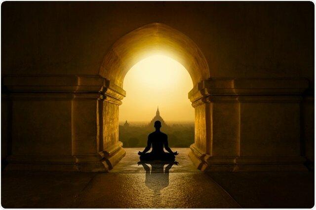 Terapia de la meditación