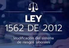 2012 ,RESOLUCION 1562