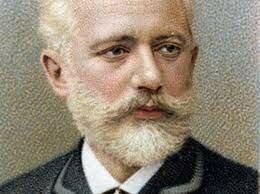 Birth of Tchaikovsky