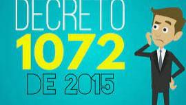 2015 ,OLOMBIA DECRETO 1072