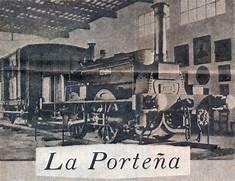 The inauguration of La Porteña: